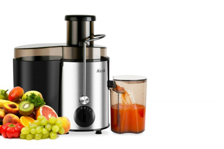 Aicok Juicer Juice Extractor Review | Healthy Wise Choice