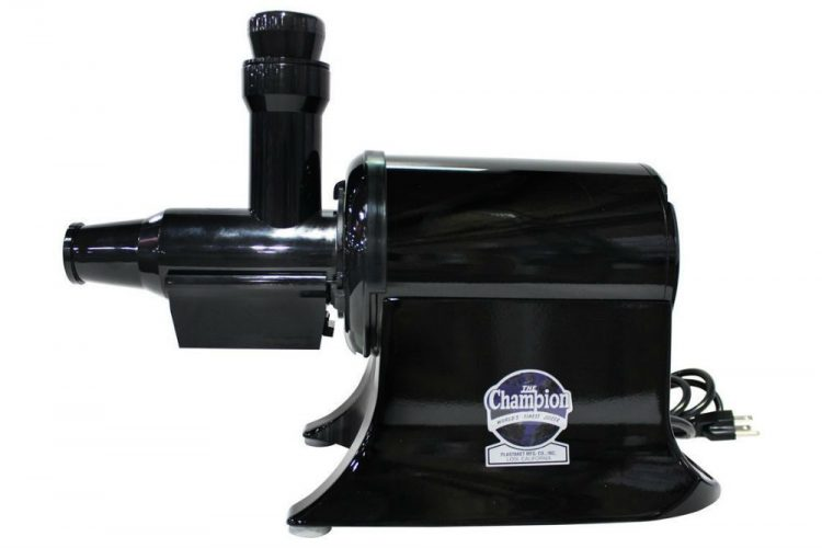 Champion Household Juicer 2000 PLUS G5-NG-853S Review