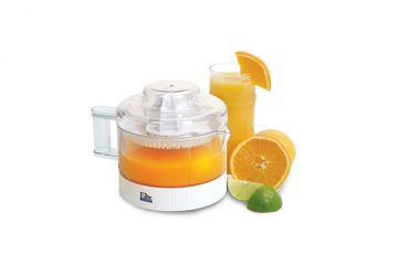 Elite Cuisine ETS-401 Maxi-Matic 20-Ounce Citrus Juicer Review