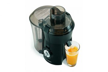 Hamilton Beach 67601A Big Mouth Juice Extractor Review
