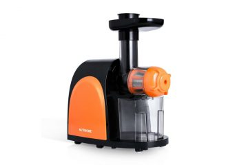 NUTRIHOME Masticating Juicer Extractor Review