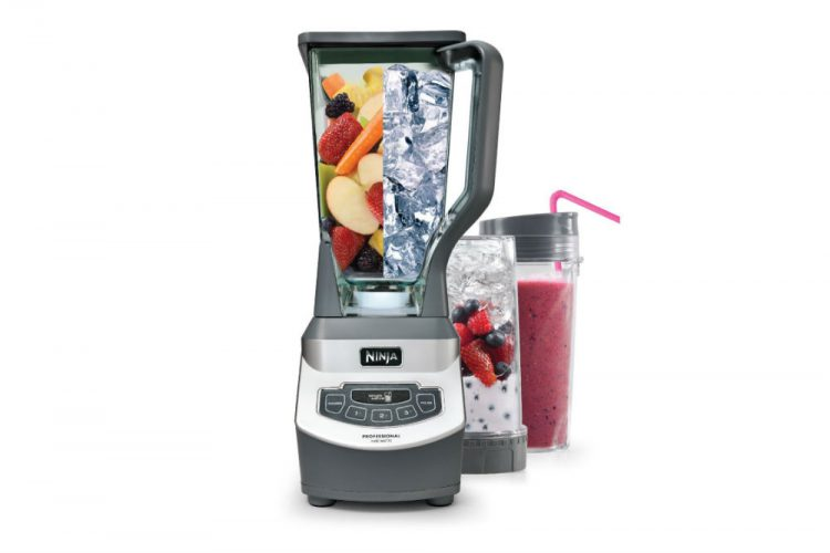 Ninja Professional Blender with Nutri Ninja Cups (BL660) Review