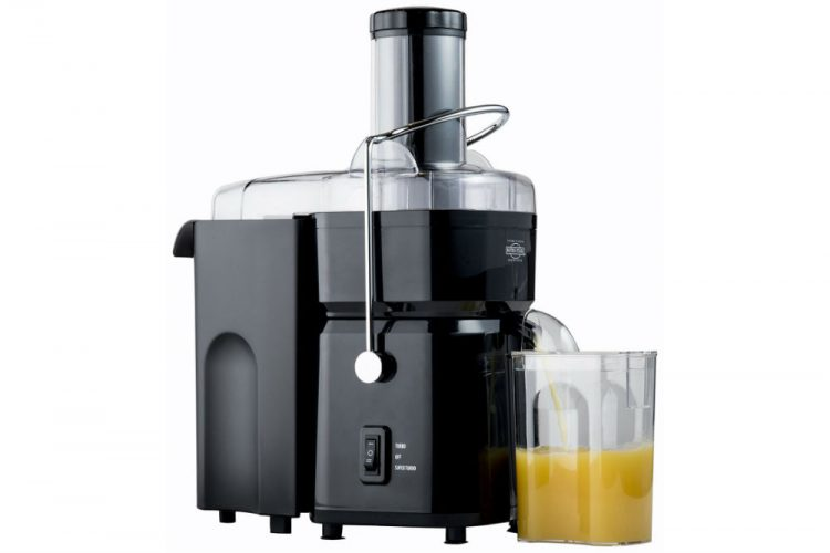 The Nutri-Stahl Juicer Machine Review