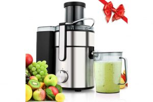 Meykey Juicer Machine Review: Design Meets Functionality