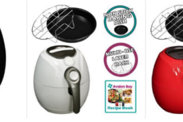 Avalon Bay Air Fryer Review