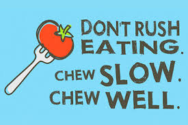 b.	Eat Slow аnd Eat More Oftеn